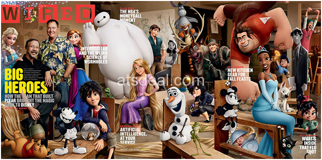 10 Disney – Pixar Characters That Will Take over Halloween