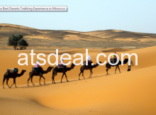 The Best Deserts Trekking Experience in Morocco