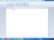 wordpad