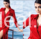 Aishwarya Rai Bachchan Christmas Dress Hottest look