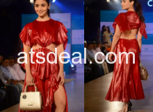 Alia Bhatt Christmas Dress Hottest look