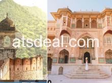 Amer fort PinckCity Jaipur