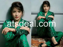 Anushka Sharma Christmas Dress Hottest look