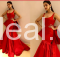 Deepika Padukone Christmas Dress Hottest look