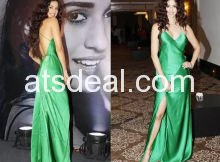 Disha Patani Christmas Dress Hottest look