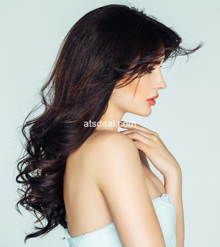 What Is Most Popular Hairstyles Hollywood And Bollywood Beauty