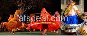 Rajasthani Ghoomar Dance