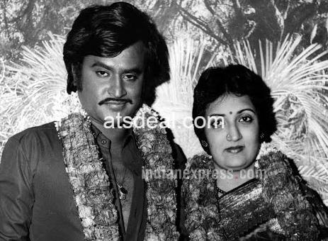 Rajinikanth Super Star Wife