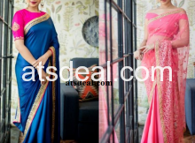 desiner saree atsdeal fashions