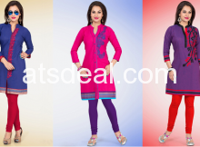 Authentic Fashion Collections of Designer Kurtis Online 1