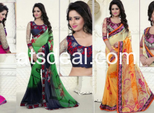 Choose a Perfect Festival Saree to Celebrate the Occasion