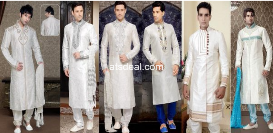 Latest Style Fancy Kurtas for Men