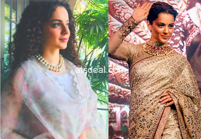 You can't miss Kangana Ranaut's ethnic looks!