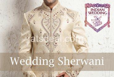 Wedding Sherwanis For Indian Dhula From Atsdeal Fashions