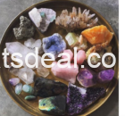 Semi-Precoius Gemstone Names by Color